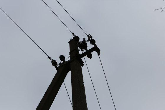 15min.lt nuotr./Gardamo seniūnijoje žuvo elektrikas