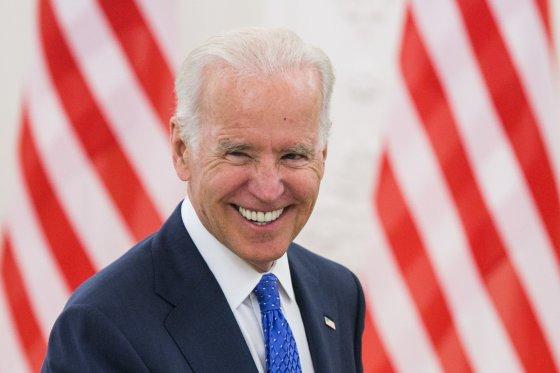 BFL/Vyginto Skaraičio nuotr./JAV viceprezidentas Joe Bidenas