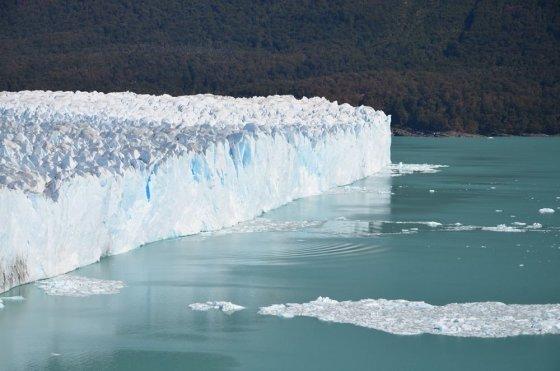 Asmeninio albumo nuotr./Perito Moreno ledynas. Patagonija. Argentina.