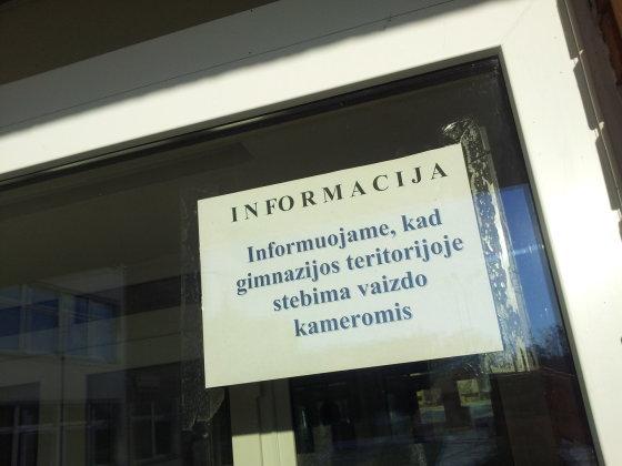 Juliaus Kalinsko/15min.lt nuotr./Vasilijaus Kačialovo gimnazija