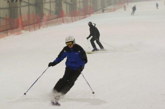 snowarena.lt nuotr./Sniego arenoje Druskininkuose