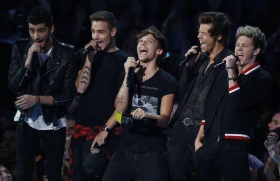 """""""Reuters""""/""""Scanpix"""" nuotr./""""One Direction"""""""