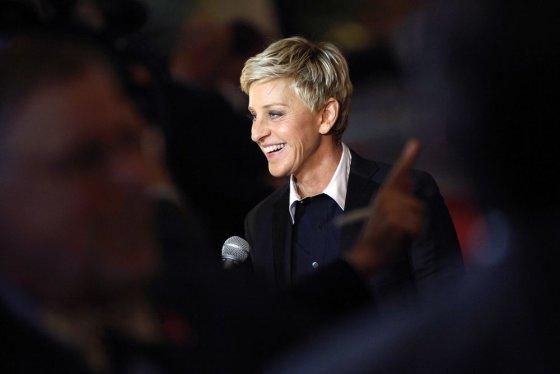 """""""Reuters""""/""""Scanpix"""" nuotr./Ellen DeGeneres"""