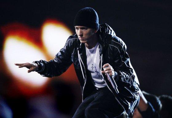 """Reuters""/""Scanpix"" nuotr./Eminemas"