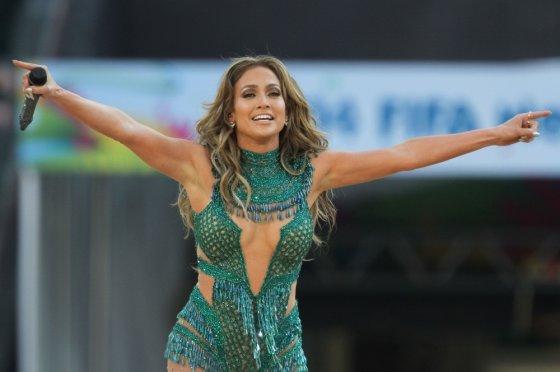 """Scanpix""/""SIPA"" nuotr./Jennifer Lopez 2014-aisiais"