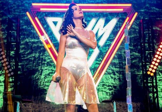 "AFP/""Scanpix"" nuotr./Katy Perry"