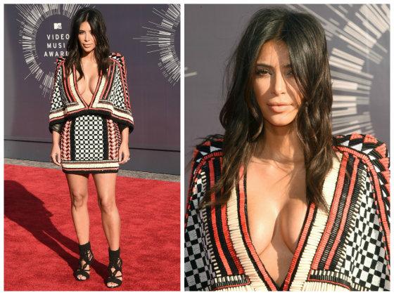 """""""Scanpix"""" nuotr./Kim Kardashian"""