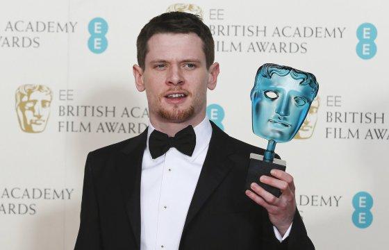 """""""Reuters""""/""""Scanpix"""" nuotr./Kylančios žvaigždės apdovanojimas atiteko Jackui O'Connellui"""