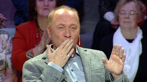 """TV3 nuotr./Jurijus Smoriginas laidoje """"Ginčas be taisyklių"""""""