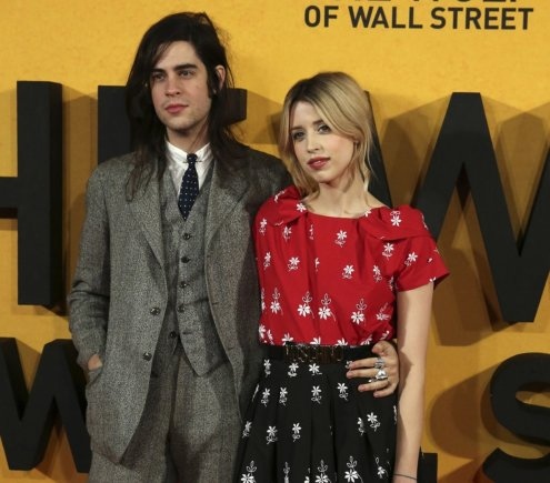 """Reuters""/""Scanpix"" nuotr./Peaches Geldof ir Thomasas Cohenas"