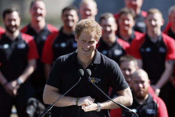 """Reuters""/""Scanpix"" nuotr./Princas Harry"