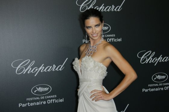 """Scanpix""/""Sipa Press"" nuotr./Adriana Lima"