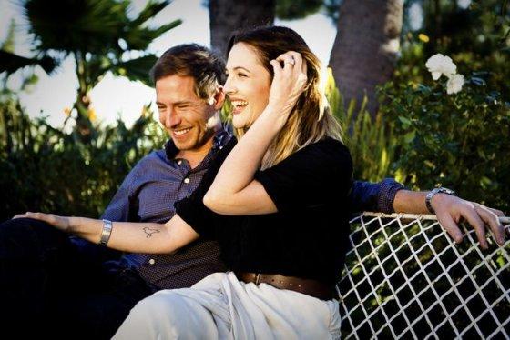 Drew Barrymore ir Willas Kopelmanas