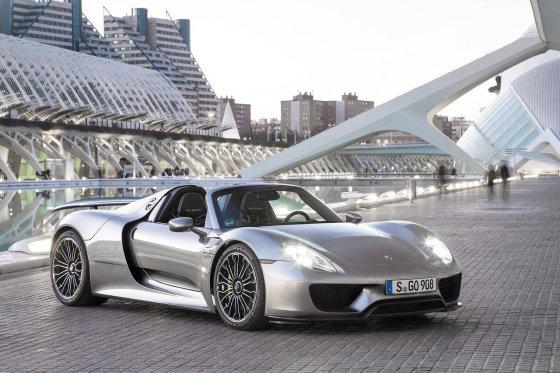 """Porsche 918 Spyder"""