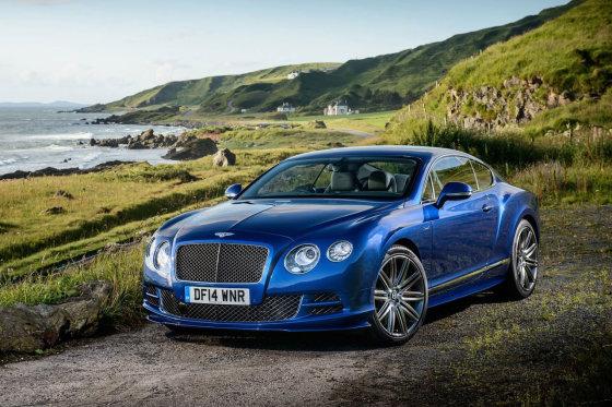 """""""Bentley Continental GT Speed"""""""