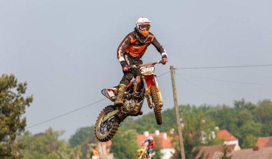 """Simono Raudeliūno nuotr./""""ADAC MX Masters"""" motokroso varžybos"""
