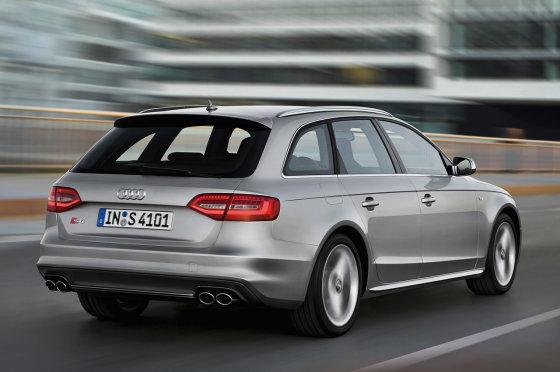 """Gamintojo nuotr./""""Audi S4"""""""