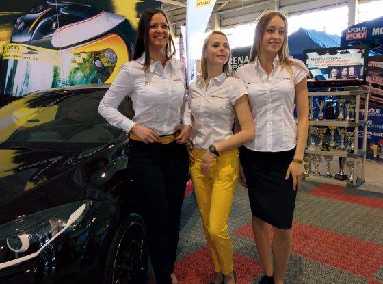 "Pauliaus Sviklo/GAZAS.LT nuotr./""Auto-moto"" sporto paroda"