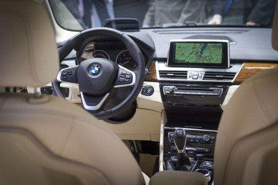 "Irmanto Gelūno/15min.lt nuotr./""BMW 2 Active Tourer"""