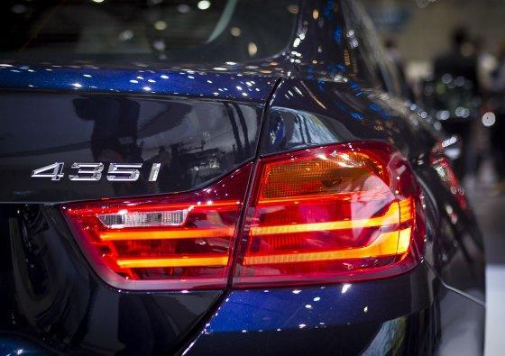 """Irmanto Gelūno/15min.lt nuotr./""""BMW 435i Gran Coupe"""""""