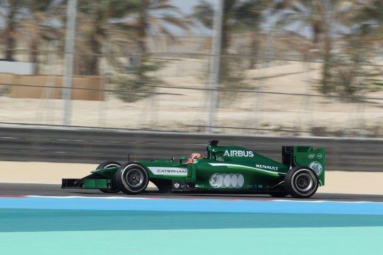 """""""Scanpix"""" nuotr./F-1 penktadienio treniruotės prieš Bahreino lenktynes"""