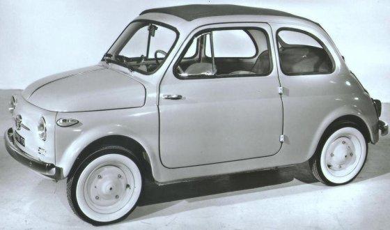 "Wikipedia.org nuotr./""Fiat 500"""