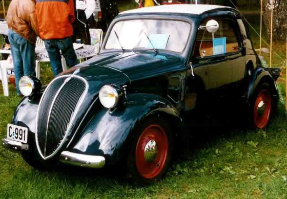 "Wikipedia.org nuotr./""Fiat 5002"""