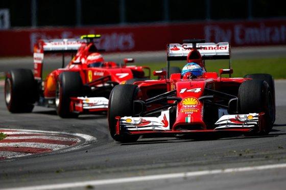"""""""Scanpix"""" nuotr./""""Formulės-1"""" lenktynės Kanadoje"""
