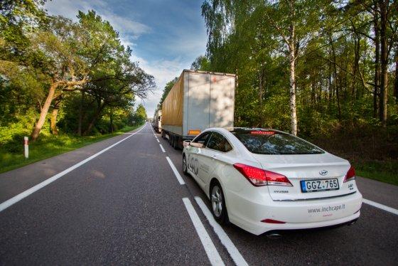 """Andriaus Lauciaus nuotr./""""Hyundai i40"""""""