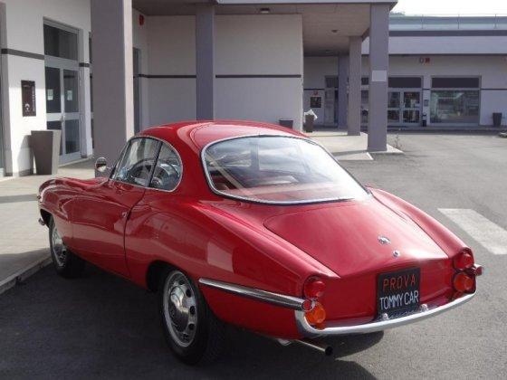 "Tommycarclassic.com nuotr./Italijoje parduodama ""Alfa Romeo Giulietta SS"""
