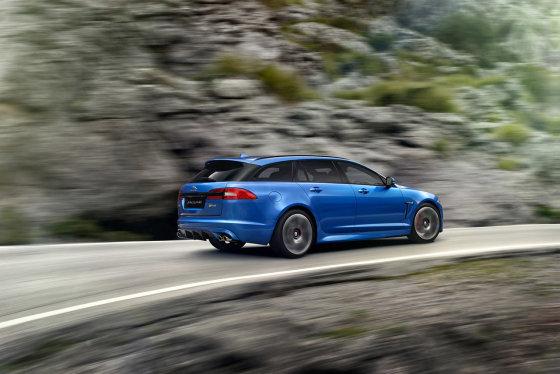 """""""Jaguar"""" nuotr. /""""Jaguar XFR-S"""" universalas"""