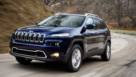 """Jeep"" nuotr./""Jeep Cherokee"""