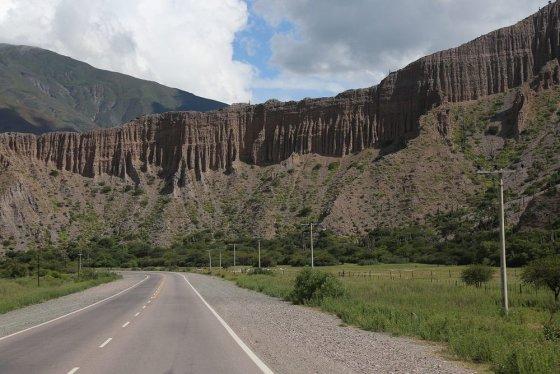 Tomo Tumalovičiaus nuotr./Kelias iš Čilės į Argentiną