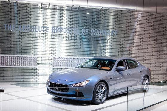 """""""Maserati Ghibli Ermenegildo Zegna"""""""