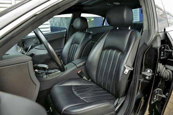 """Autobild"" nuotr./""Mercedes-Benz CLS 350"""