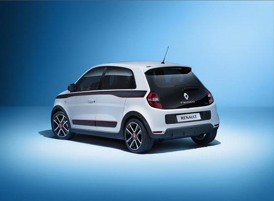 """""""Renault"""" nuotr./Naujos kartos """"Renault Twingo"""""""