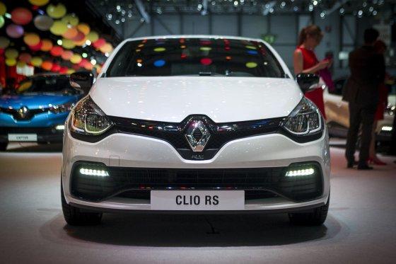 "Irmanto Gelūno/15min.lt nuotr./""Renault Clio RS Monaco"""
