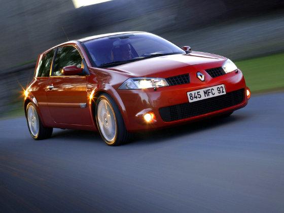 """Renault Megane RS 225"""