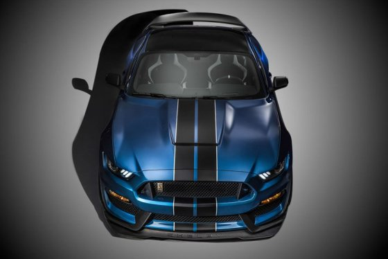 """Shelby GT350R"""