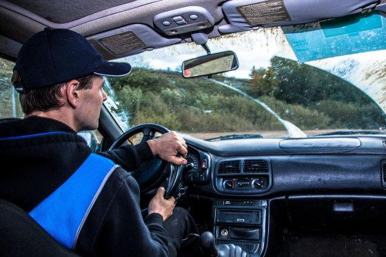 """Justo Lengvino nuotr./""""Subaru Versmė 2014"""" """"Liqui Moly"""" taurei laimėti"""