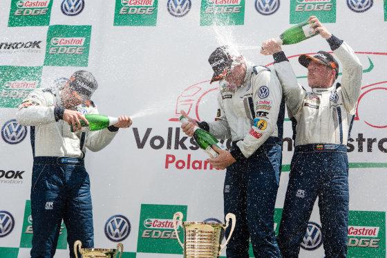 """Organizatorių nuotr./""""Volkswagen Castrol Cup"""" lenktynės"""