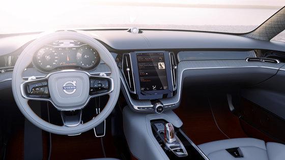 """""""Volvo"""" nuotr./""""Volvo Concept Estate"""""""