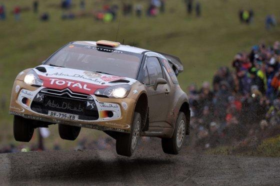 """Scanpix"" nuotr./WRC ralis Didžiojoje Britanijoje"