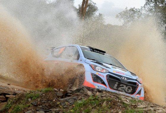 """""""Scanpix"""" nuotr./WRC ralis Portugalijoje"""
