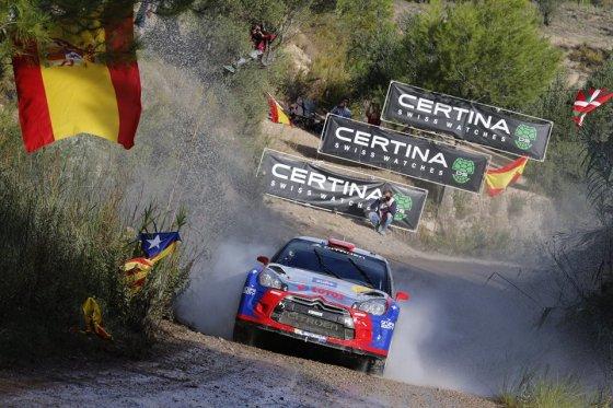 """WRC nuotr./""""WRC Rally Catalunya"""" Ispanijoje"""