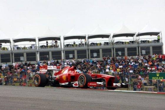 F-1 lenktynių Ostine kvalifikacija