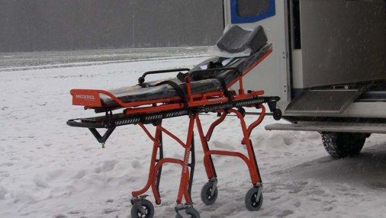 "UAB ""Commercial transport service"" nuotr./""Nissan Navara"" greitosios pagalbos automobilis"