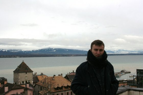 Asmeninio albumo nuotr./Markas Palubenka Šveicarijoje