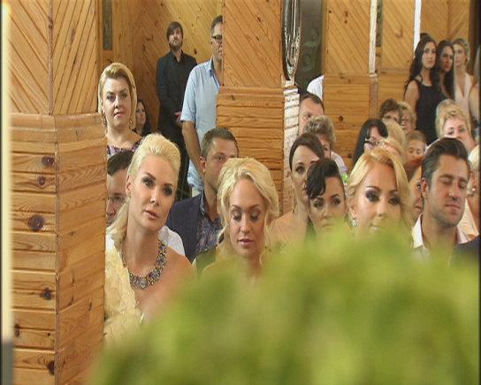 LNK nuotr./Natalija Bunkė Zvonkų vestuvėse