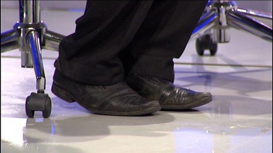 BTV nuotr./Purvini batai